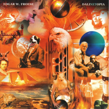 Edgar Froese | Dalinetopia