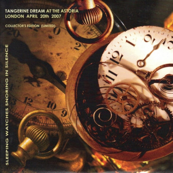Tangerine Dream | Sleeping Watches Snoring in Silence