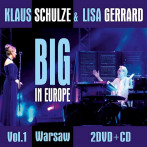Klaus Schulze | Big in Europe v.1 - Warsaw