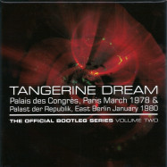 Tangerine Dream | Official Bootleg Series v.2